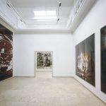 Katharina Sieverding Biennale di Venezia Venedig 1997Steigbild I-IX 1997