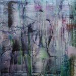 Amaryllis, 2016, Oil on canvas, 150 x 160 cm