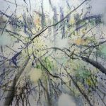 Reservoir, 2018, Oil on Canvas, 170x180cm