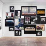 Johanna Diehl In den Falten das Eigentliche, Haus am Waldsee Berlin, Installation View, Foto: Roman März