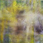Sonnenblumen, 2016, Oil on Canvas, 70 x 130 cm