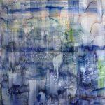Kamo, 2015, Oil on Canvas, 210x200cm