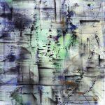 Lotos, 2015, Oil on Canvas, 70 x 70 cm