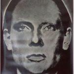 Katharina Sieverding Maton Solarisation XV, 1969, C-Print, 190 x 125 cm