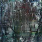 Matthias Meyer, Deep Lake, 2017, Oil on Canvas, 160 x 150cm