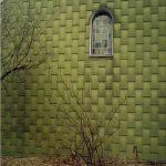 Jitka Hanzlová  Untitled (Green wall), 2009 C-Print, gerahmt 48 x 37,5 cm Ed. 8