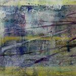 Fleet Pond, 2017, Oil on Canvas, 120 x 180 cm