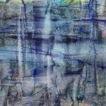 Placid, 2020, Oil on Canvas, 120 x 180 cm