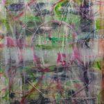 Rug 11, 2020, Oil on canvas, 180 x 120 cm