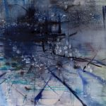 Southern Cross 2, 2014, Oil on Canvas, 100 x 120 cm