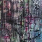 Park Slope, 2019,  Oil on canvas, 180 x 120 cm