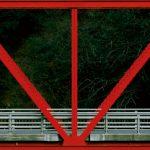 ISE (Brücke), Japan 2012/17, C-Print, 157 x 363 cm, Ed. 4
