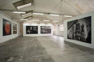'Sieverding Palermo Manifesta 12' Palermo, Cantieri Culturali alla Zisa Haus der Kunst