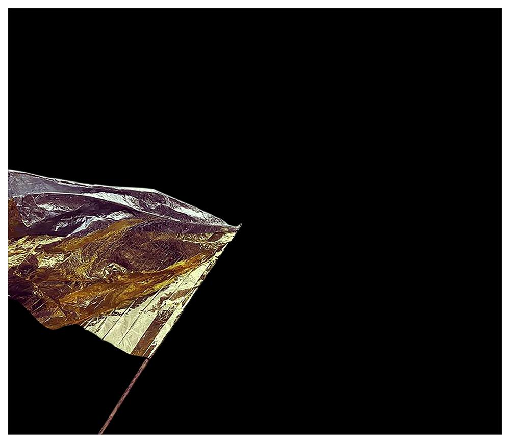 o.T. I, 2018, Digital print on Baryta FineArt paper, 75 x 85,5 cm, framed