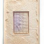 Hannah Sophie Dunkelberg, Alibi (No. 3), 2019, Polystyrene, Lacquer, Metal, Aluminium, 84 x 53 x 4 cm